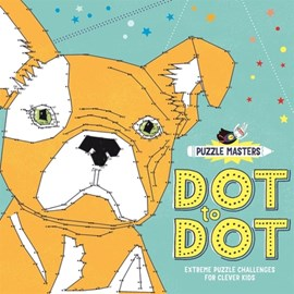 Puzzle Masters: Dot to Dot by Sarah Wade