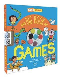 My Big Book of Games by Marion Puech