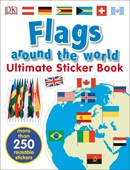 Flags Around the World Ultimate Sticker Book