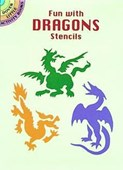 Fun with Dragons Stencils