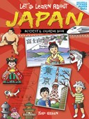 Let's Learn About JAPAN Col Bk