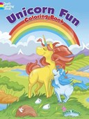 Unicorn Fun Coloring Book