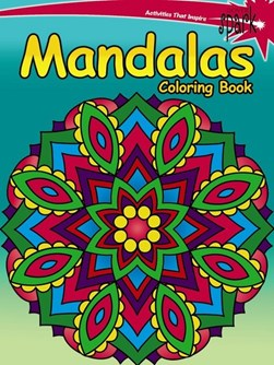 SPARK -- Mandalas Coloring Book by Jessica Mazurkiewicz
