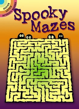Spooky Mazes by Ted Lavash