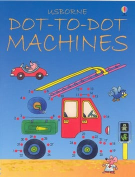 Dot to Dot Machines by Karen Brynat-Mole