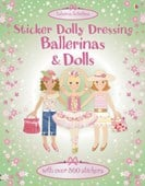 Sticker Dolly Dressing Bind-Up Ballerinas and Dolls
