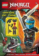 LEGO¬ Ninjago: Hands of Time (Activity Book with Minifigure)