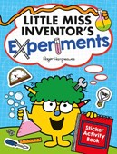Little Miss Inventor's Experiments