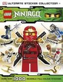 LEGO¬ Ninjago Ultimate Sticker Collection
