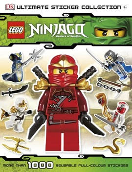 LEGO¬ Ninjago Ultimate Sticker Collection by DK
