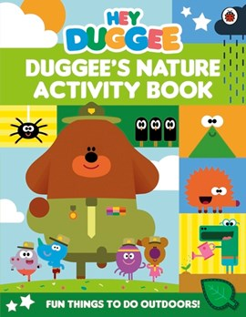 Duggee's nature activity book by