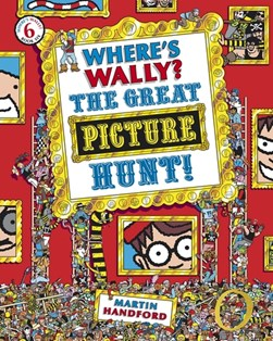 The great picture hunt by Martin Handford