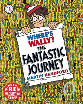 Where's Wally?. 3 Fantastic journey by Martin Handford