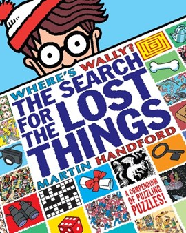 The search for the lost things by Martin Handford