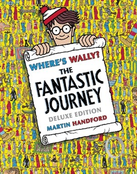 The fantastic journey by Martin Handford