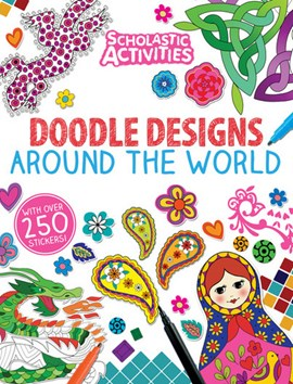 Doodle Designs Around the World by Julie Ingham