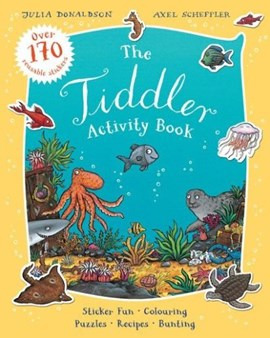 The Tiddler Activity Book P/B by Julia Donaldson