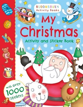 My Christmas Activity and Sticker Book by