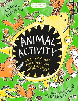 Animal Activity by Isabel Thomas