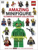 LEGO¬ Amazing Minifigure Ultimate Sticker Collection