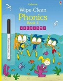 Wipe-Clean Phonics: Book 1