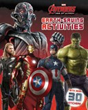 Marvel Avengers Age of Ultron Earth-Saving Activities