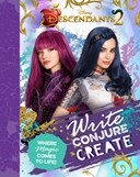 Disney Descendants 2 Write, Conjure, Create