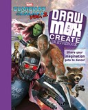 Marvel Guardians of the Galaxy Vol. 2 Draw, Mix, Create Sketchbook