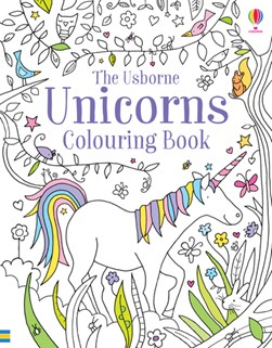 Unicorns Colouring Book by Kirsteen Robson