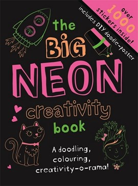 The Big Neon Creativity Book by Sam Meredith