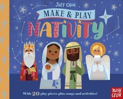 Make and Play: Nativity by Joey Chou
