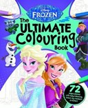 Frozen: The Ultimate Colouring Book