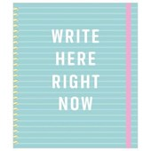 Write Here Right Now Journal