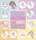 Draw Unicorns with Simple Shapes