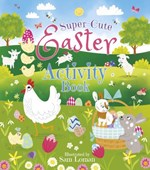 Super-Cute Easter Activity Book