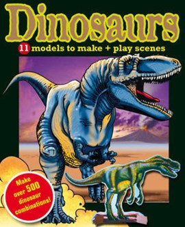Giant Book of Dinosaurs by