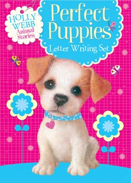 Perfect Puppies: Letter Writing Set by Holly Webb