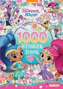 Shimmer & Shine 1000 Sticker Book