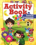 Activity Book: General Awareness Age 4+
