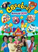 Official CBeebies Annual 2019