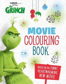 The Grinch: Movie Colouring Book by
