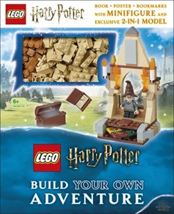 Lego Harry Potter Build Your Own Adventure H/B by Elizabeth Dowsett