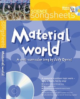 Material World by Suzy Davies