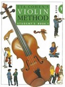 Eta Cohen Violin Method Pupil's Book Bk. 1
