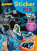 Batman Sticker Play