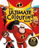 Incredibles 2: The Ultimate Colouring Book