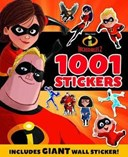 Incredibles 2: 1001 Stickers