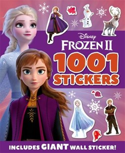 Disney Frozen 2 1001 Stickers by Igloo Books