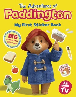 The Adventures of Paddington: My First Sticker Book by