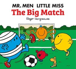 The big match by Adam Hargreaves